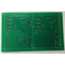 High Quality for Supply Various Prototype PCB,2 Layer Eing Board,Supply Board PCB,Black Prototype PCB of High Quality Green  Pump controller  PCB export to Poland Supplier