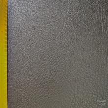 Imitación de cuero para el revestimiento de la alfombra del coche