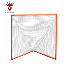 China supplier OEM for China Foldable Lacrosse Rebounder Rebounder,Good Quality Lacrosse Rebounder,Lacrosse Training Rebounder,High Quality Lacrosse Rebounder Supplier 6'*6'*7'size lacross goal with net export to Japan Suppliers