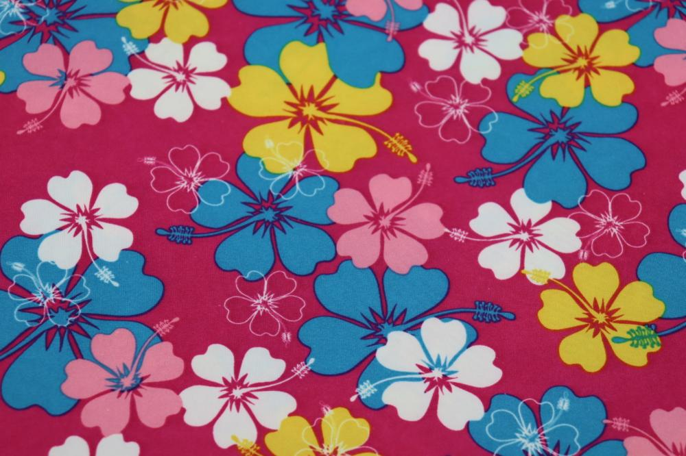 100%Polyester Dewspo Printed Fabric