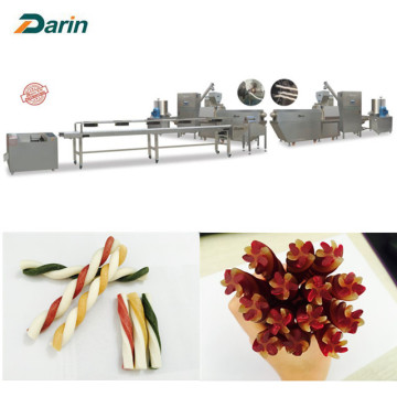 Pet Treats Dog Snacks Single Screw Extruder