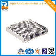 Kundenspezifische Stanzbleche Aluminium-Kühlkörper, Aluminium-Legierung Kühlkörper