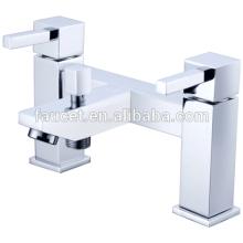 deck mounted bathtub shower faucet,italian shower faucet high quality