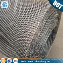 Eisen-Chrom-Aluminium-Maschendraht FeCrAl-Maschendraht / FeCrAl-Filter-Schirm