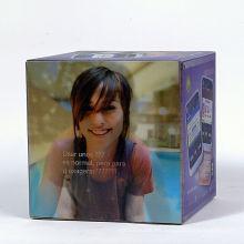 2015 caja de empaquetado vendedora caliente 3D
