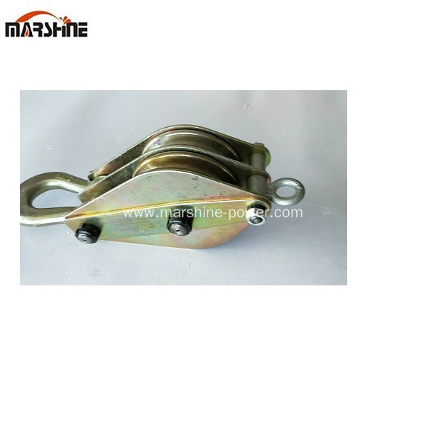 Cast Iron Sheaves Wire Rope Sheave Design China Manufacturer