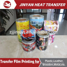 heat transfer printing for pvc film transfer