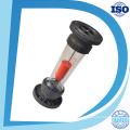 Lzs Dn50 Water Plastic (AS) Tube Rotameter Industry Flow Meter H2O/Liquid
