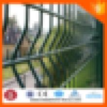 Hinterhof Metall Zaun / Haus Tor Designs / Kurve Draht Mesh Zaun (Fabrik Direktverkauf)