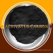 Adsorbente de madera Precio de carbono activado por tonelada de carbón vegetal