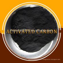 Carbonato de carbono ativado adsorvente de madeira por tonelada de carvão vegetal