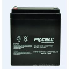Bleisäure 6V 4,0 Ah VRLA Batterie