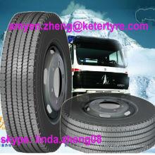 camion tubeless pneus pneus 11r22.5 conduire pneus tracteur pneus