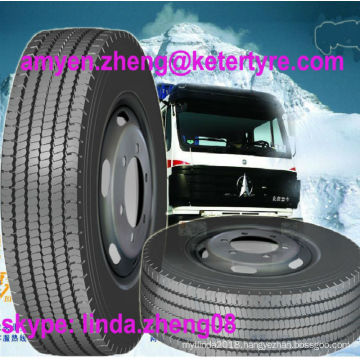 tubeless truck pneus tires 11r22.5 drive tires tractor tires