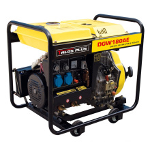 Portable 50 - 210A AC Arc Diesel Welder (Tgw7500)