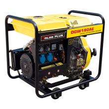 Портативный 50 - 210 Дуговой бесшумный генератор переменного тока Дуговой генератор (Tgw7500S)