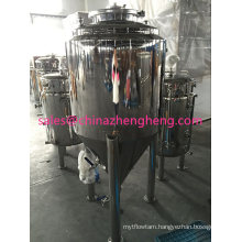 Stainless Steel Insulation Conical Fermenter and Fermentation Tank