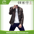 Mayrain Breathable Outdoor Casual PU Jacket