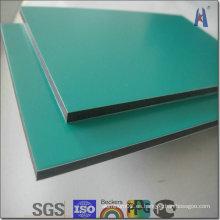 Panel de aluminio del panel de aluminio de la alta calidad para el revestimiento de la pared