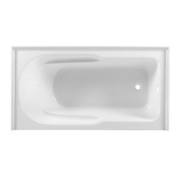 60 x 30 Acrylic 3 Wall Bathtub Alcove