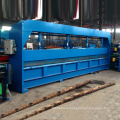 India 12 meter 4m 6m steel plate iron sheet aluminum hydraulic profile bending machine for metal glazed tile