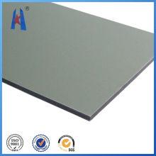 Panel de plástico compuesto de aluminio resistente al fuego ACP (XH005)