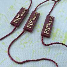Maßgeschneiderte PVC-Kunststoffetiketten für Kleidungsstücke