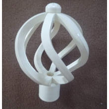New Curtain Tube Plastic