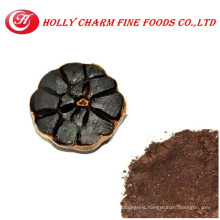 2016 hot sale high quality regulate blood sugar level organic black garlic powder