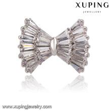 Broche magnético plateado rodio barato de la joyería de China al por mayor 00020 para casarse a granel