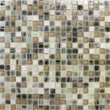 Associated stone series modern glass mosaic tiles