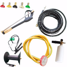 Brand new electric paint hot water spray gun cement washing gun