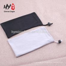 Kundenspezifische billige Mikrofaser-Gläser Tasche