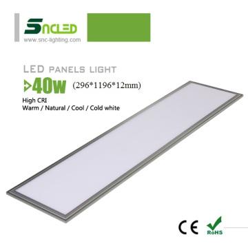 El panel del CE ROHS LED enciende la lámpara superventas en 2016