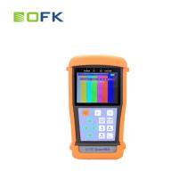 "3,5 ""monitor do teste do CCTV do verificador do cabo de controle RS485 de AHD TVI PTZ"