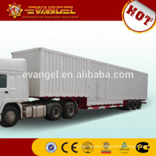 semi trailer suspension for sale semi trailer axle made in China flat bed semi trailer