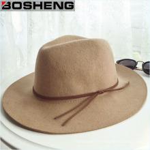 Promotion Fashion Vintage Western World Wool Cowboy Hat