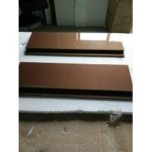Factory Wholesale Cheap Price China Custom Modern Lacquer Laminate Kitchen Cabinet Door