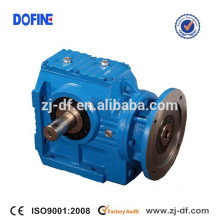 S series helical worm gear reducer Motion Control Gearmotors