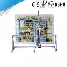 Τοίχο μηχανή εκτύπωσης για υπαίθρια