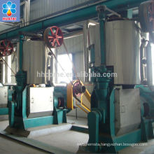 Castor Oil and Ricinus Oil Extraction