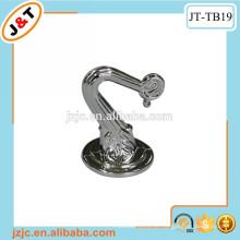 Hochwertiger kleiner Metallvorhangstange Tieback