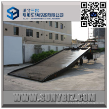 Cuerpo de grúa de plataforma plana de 9 toneladas Fb15