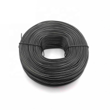 Construction carbon steel drawn 18 gauge 1.5mm 12 black annealed twisted   binding wire