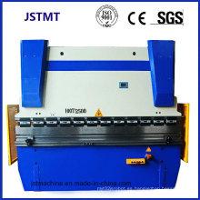 Máquina de doblado hidráulico de la chapa (WC67Y-100T 2500)