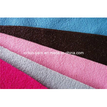 Venta caliente al por mayor Polar Fleece One Side Antipilling Fabric