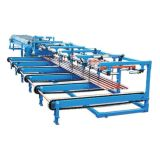 Automatic Stacking Machine System With Air Pump For Output Automatically