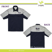 Custom Hot Summer Comfortable Short Sleeve Working Uniform (U-53)
