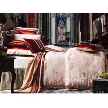 New Jacquard Design Bed Cover Set Ls1638