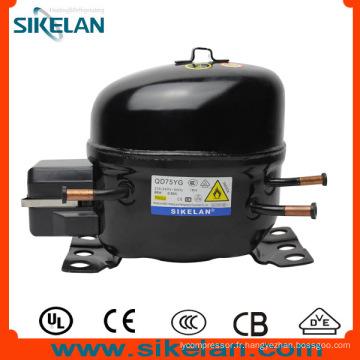Qd75yg, Compresseur R600A